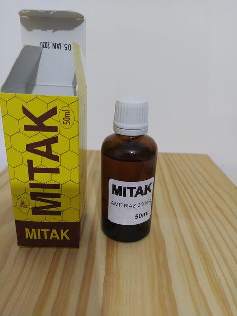Mitak , tratament albine