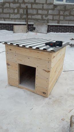 Будки для собак Астана изготовление будок