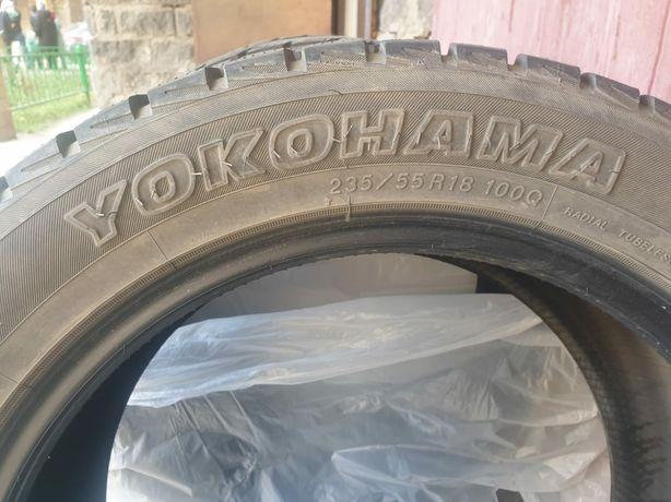 Продам резину YOKOHAMA в отличном состоянии