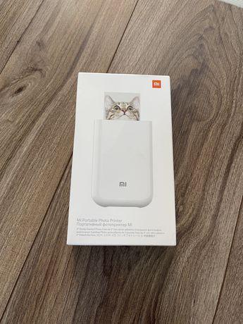 Imprimanta foto Portabila Xiaomi Mi Portable Photo - Sigilata