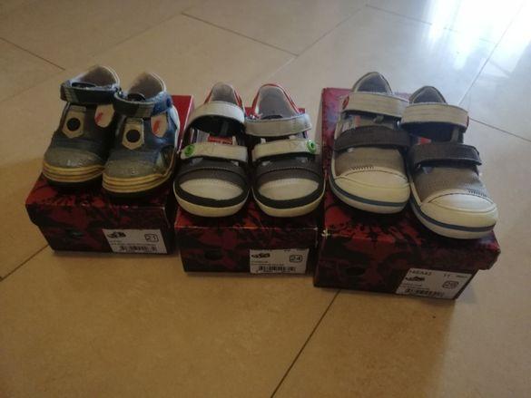 Маркови обувки Catimini 21,24 и 26 номер