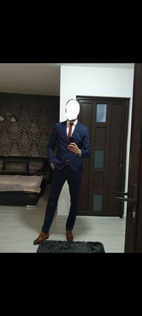 Costum complet bărbați H&M Skinny Fit~marime S/M