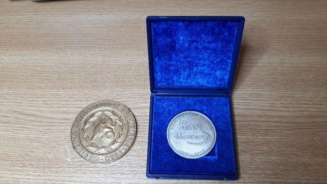 Vand medalii aniversare