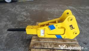 Picon hidraulic pentru utilaj industrial .