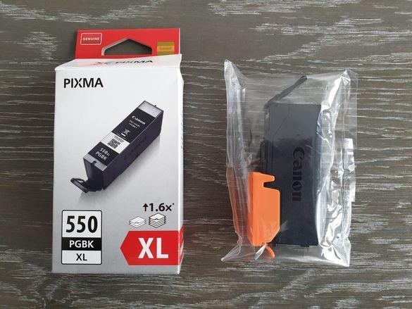 Касета за принтер Canon PGI-550XL PGBK