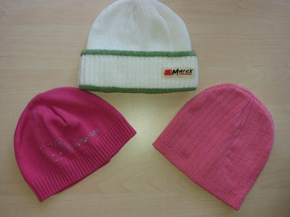 Есенни и зимни шапки