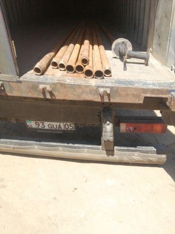 Продаются железные трубы диаметром 63мм