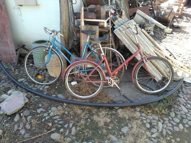Biciclete în stare bună