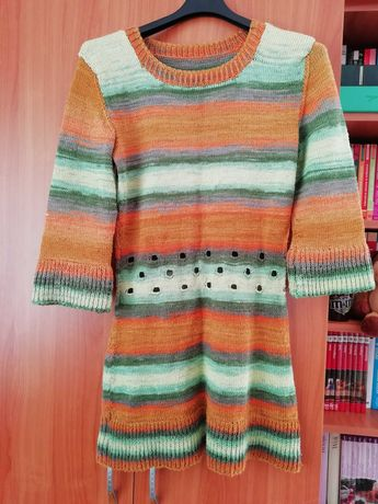 Bluze tricotate manual.