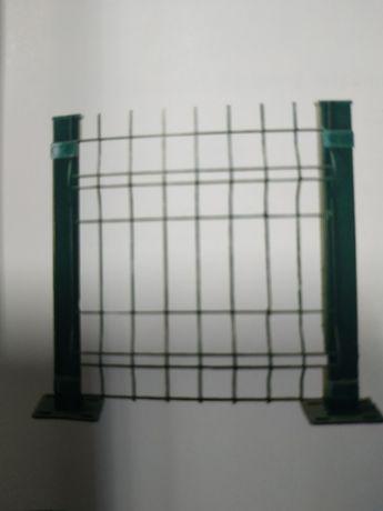 Оградни пана. Оградни стълбове - Цялостно решение за вашата ограда