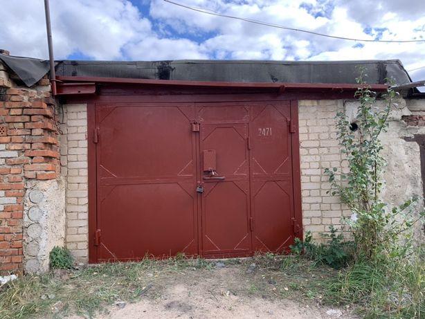 Капитальный гараж (г/к «Южный»)