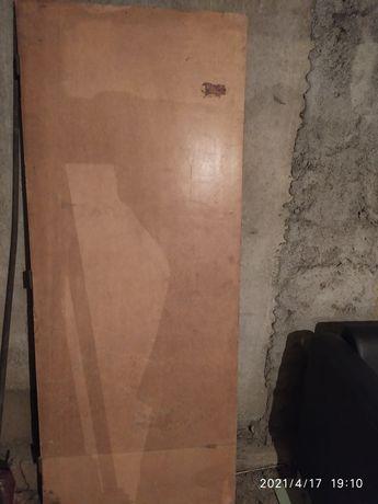 Дверное полотно лиственница