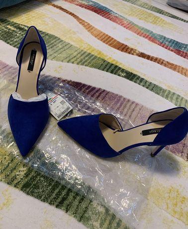 Pantofi stiletto Zara