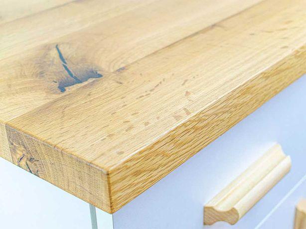 Blat / Blaturi de bucatarie din lemn masiv de stejar