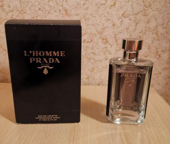 Prada L'homme - современная классика, шикарный парфюм!