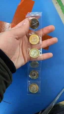 7 казына, жети казына монеты 100 тенге