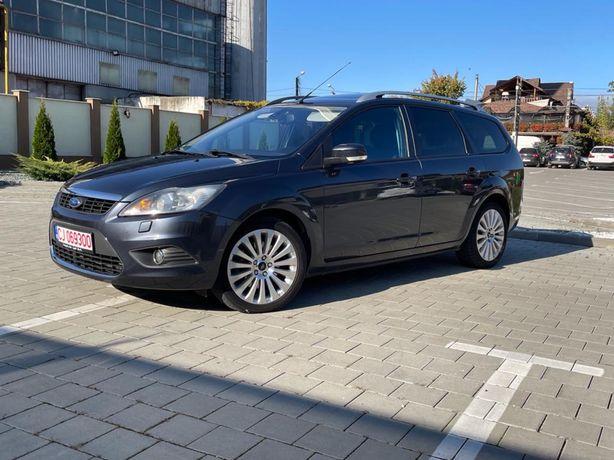 Ford Focus Titanium X, 2009, Xenon, trapa, navi, climatronic
