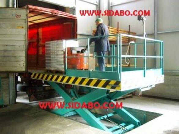 Ножични електро хидравлични платформи - производител