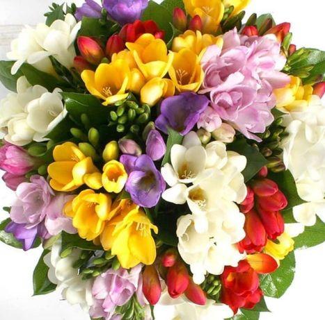 Цветы, букеты в Алматы