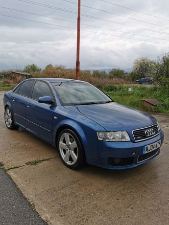 Audi a4 b6 1.8T quattro s line на части / ауди а4 б6 1.8т на части