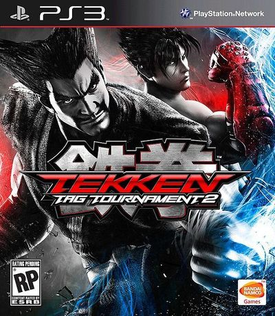 Tekken Tag Tournament 2 для PlayStation 3 (PS3), лицензионный диск