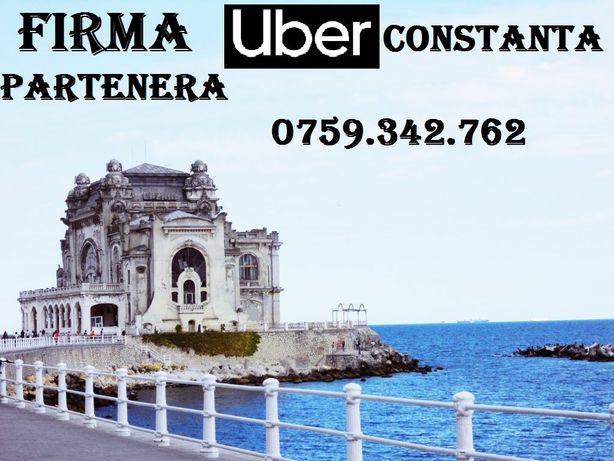 Inchirieri auto / soferi parteneri UBER Constanța