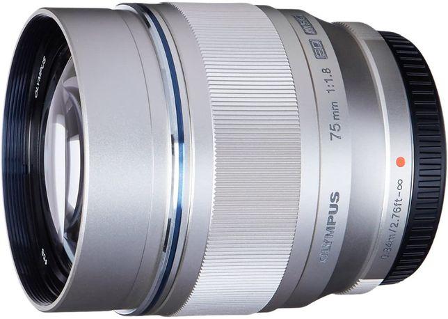 Obiectiv Olympus M.ZUIKO DIGITAL ED 75mm f/1.8