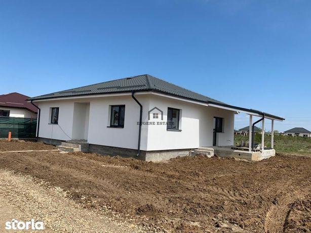 Casa individuala Sabareni, 500 mp curte