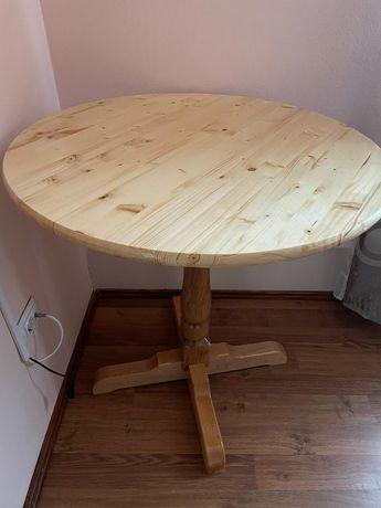 Masa din lemn 80 inaltime