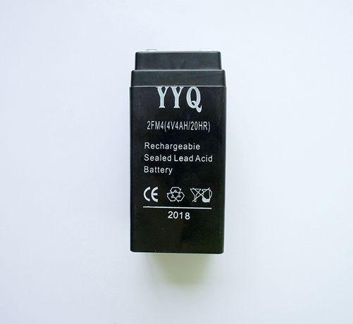 Акумулаторна оловна батерия за кантар 4V 4AH 48х48х100mm