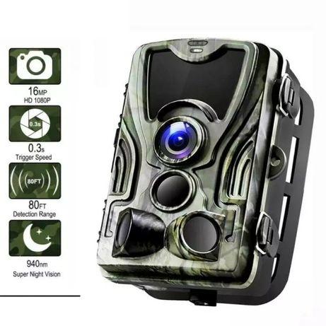 Camera de vanatoare/supraveghere 3G HC801 G- trimite pe telefon