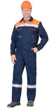 Спецодежда оптом и в розницу. Рабочий костюм куртка+полукомбенизон