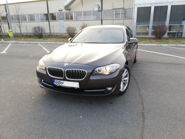 BMW Seria 5 520 D/2011 /Cameră, Android, Lumini ambientale RGB