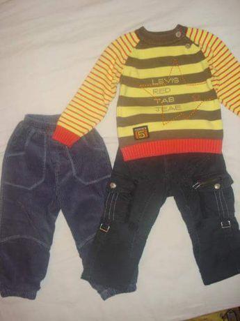 джинси, пуловер, панталон