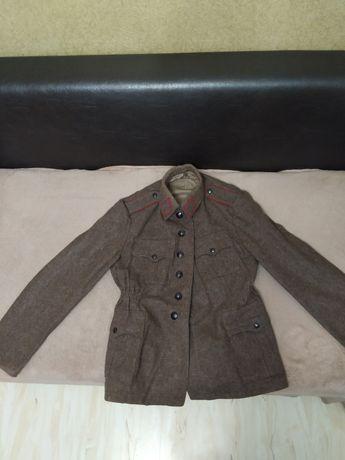 зимна военна куртка, въшкарник