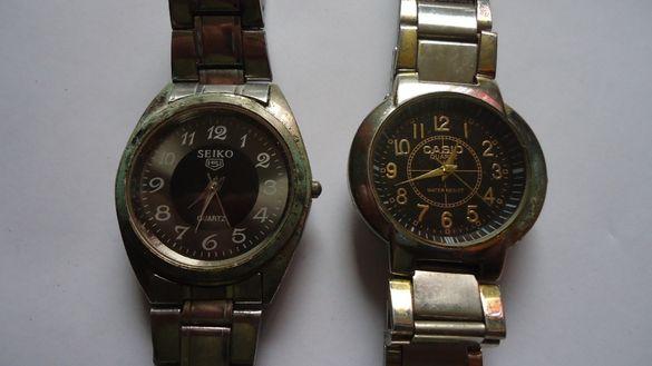 2 стари часовника