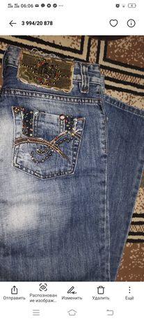 Джинсовые штаны размер 26