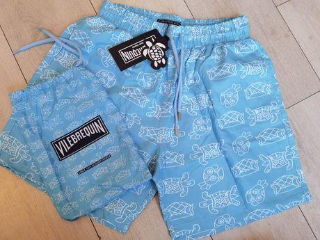 Мъжки бански Vilebrequin с чантичка S и L