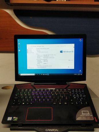 Laptop Gaming Lenovo Legion Y720, I7 7700HQ, 16GB RAM, GTX 1060