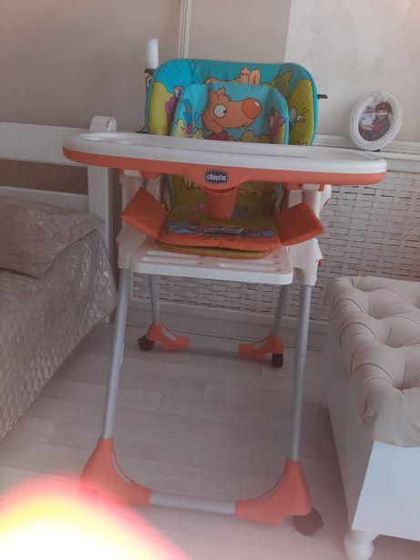 Продам детский стульчик Chicco