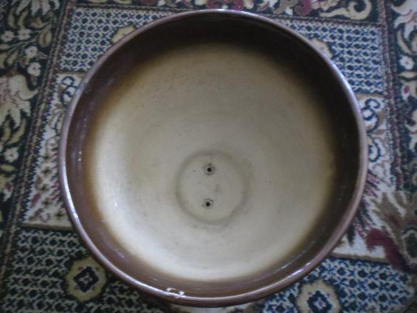 Керамични кашпи /саксии/3 бр