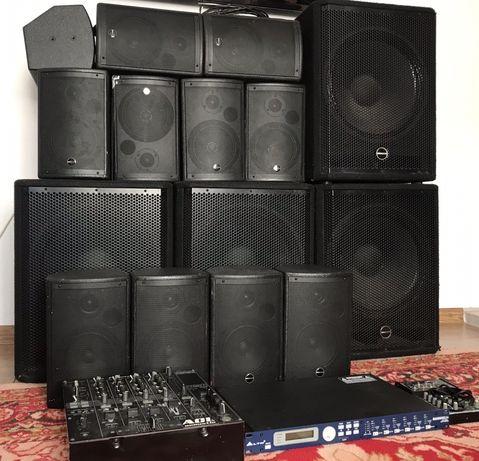Sistem audio profesional INVOTONE pt club, pub, sala de nunti, cafenea