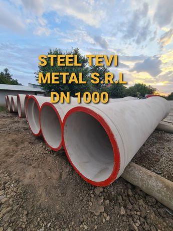 Teava și Tuburi din beton armat