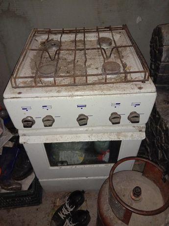 Газ плита продается