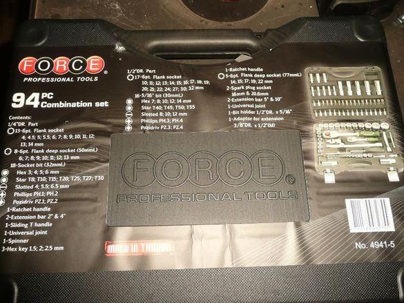 гедоре FORCE - 94 части