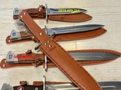 Руски Нож Щик ак-47 за Лов Риболов Поход Колекция ribarski noj klasika