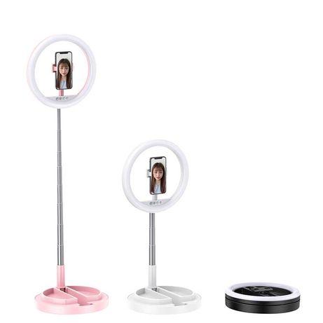 Lampa circulara cu led reglabila 3 moduri