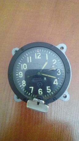 часы авиационные (танковые) 1971 года в рабочем состоянии