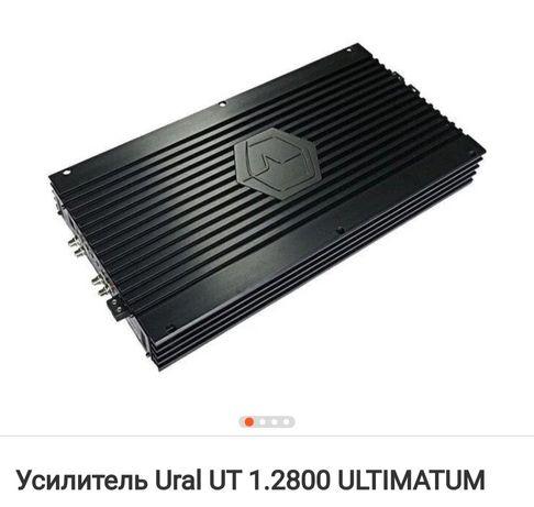 Продам усилитель Ural UT 1.2800 Ultimatum