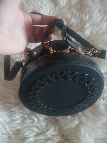 Дамска чанта-тип барабан